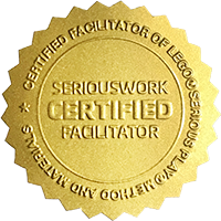 Certified LEGO SERIOUS PLAY Facilitator