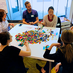 SeriousWork Certified Lego Serious Play Facilitator Training