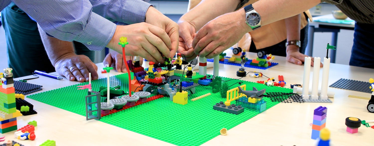 LEGO Serious Play Facilitator Training course. Get Certified to facilitate  LEGO Serious Play meetings and workshops